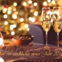 Alles Gute im neuen Jahr 2016